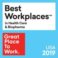 Best Workplaces in Healthcare logo