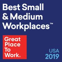 Best Small and Medium Workplaces logo