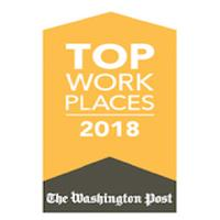 Top Work Places 2018 logo