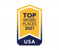 Top Work Places in 2021